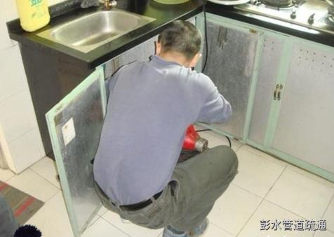 厨房地漏疏通方法