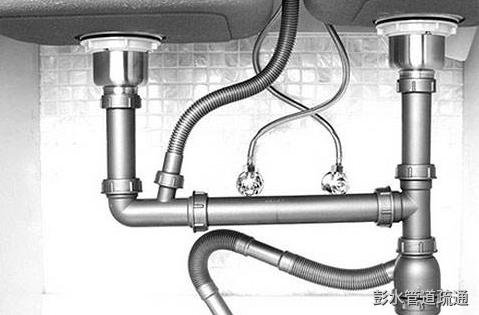 厨房水管漏水维修