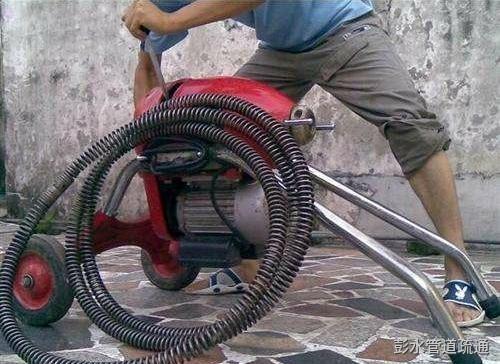 彭水管道疏通多少钱一米?