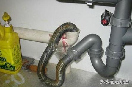 厨房下水管道改造注意事项