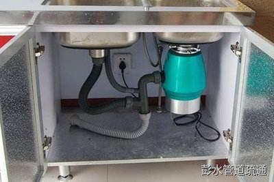 如何疏通厨房下水道堵塞?