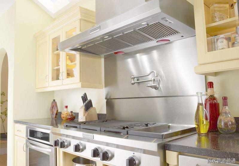 疏通清洗厨房下水管道方法以及注意事项