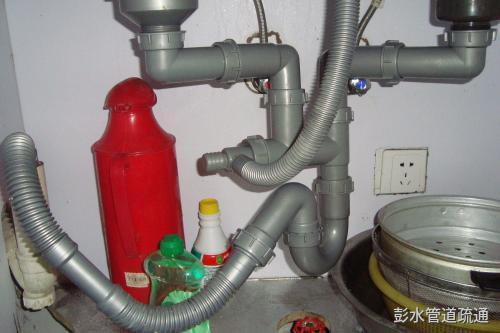 常用的彭水管道疏通简单方法