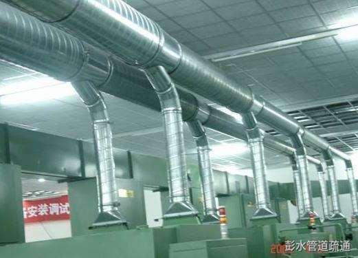 彭水通下水道公司如何疏通通风管道?