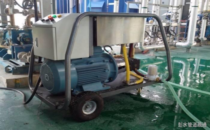 彭水专业疏通公司高压清洗