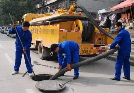 市政下水道疏通
