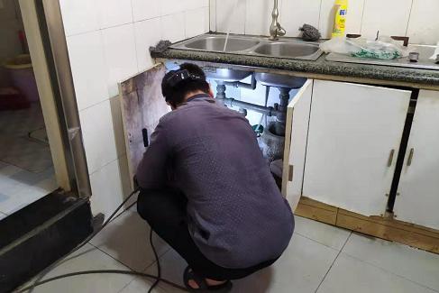 家庭下水道如何进行清洗疏通?