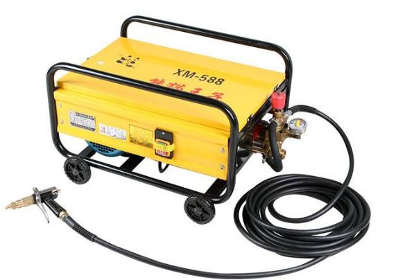 高压下水管道疏通清洗机效果如何?