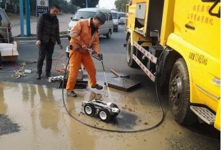 市政管道疏通工具必须具备