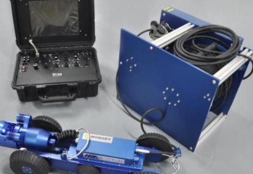 微型管道疏通机器人