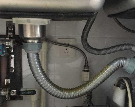 厨房下水堵了解决办法