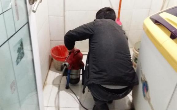 疏通厕所图片欣赏