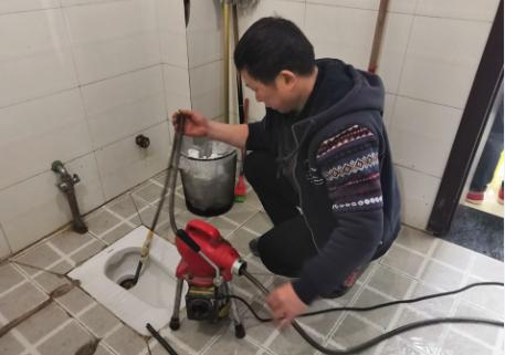 彭水国土局伙食团厕所疏通案例