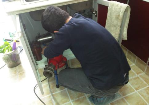 厨房排水管道堵塞原因