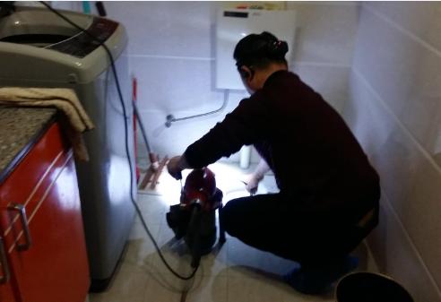 高压水清洗机具有通用性