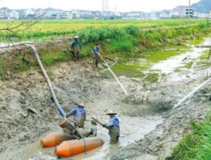 河道疏通清淤的三个注意事项
