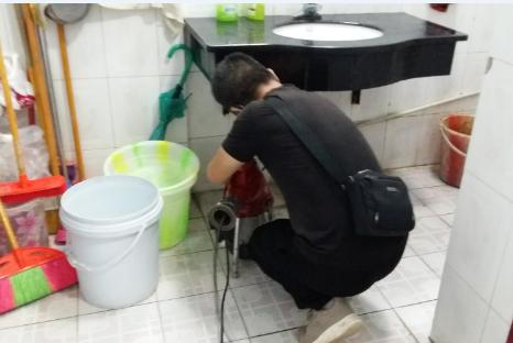 疏通下水道的常用方法