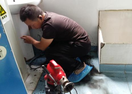 彭水疏通下水道的常用步骤