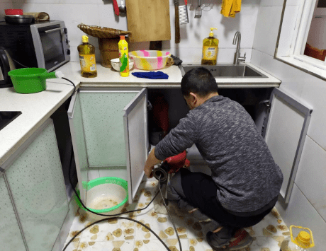 彭水管道疏通方法