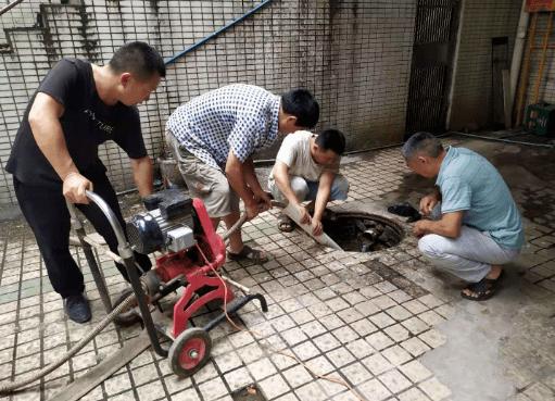 清理化粪池作业程序