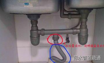 彭水厨房管道堵了怎么办?