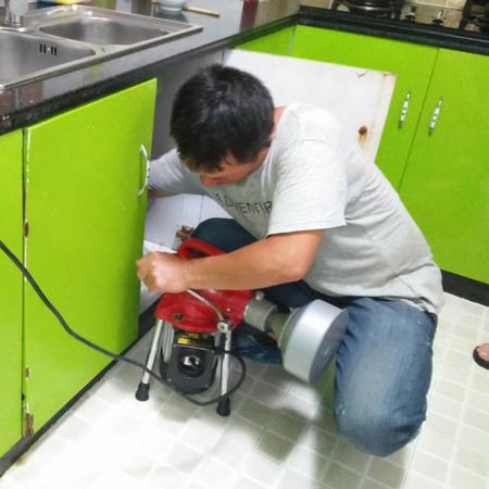 彭水厨房下水道疏通