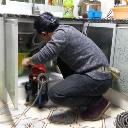 彭水管道维修
