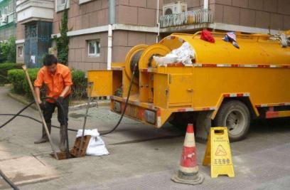 化粪池清理服务项目