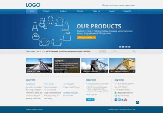外贸公司建网站建什么样的好