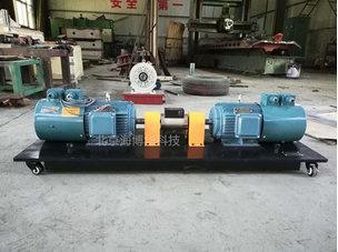 2.2KW电机对拖测试台