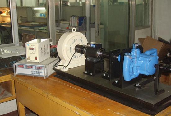风煤钻机试验台