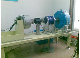 轮毂电机测试系统