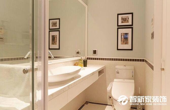 哈尔滨小户型卫生间装修技巧