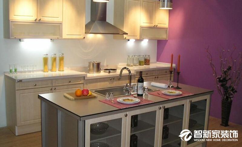 哈尔滨小面积厨房装修如何设计?