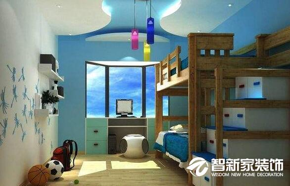 哈尔滨儿童房装修和设计有什么技巧