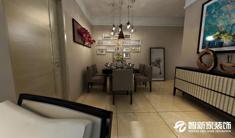 哈尔滨 70米小户型 现代简约风格装修案例