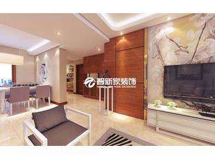 哈爾濱 辰能溪樹庭院 155米 現代中式風格WEBET威博案例