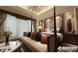 哈尔滨 中海文昌公馆 90米 中式风格装修案例