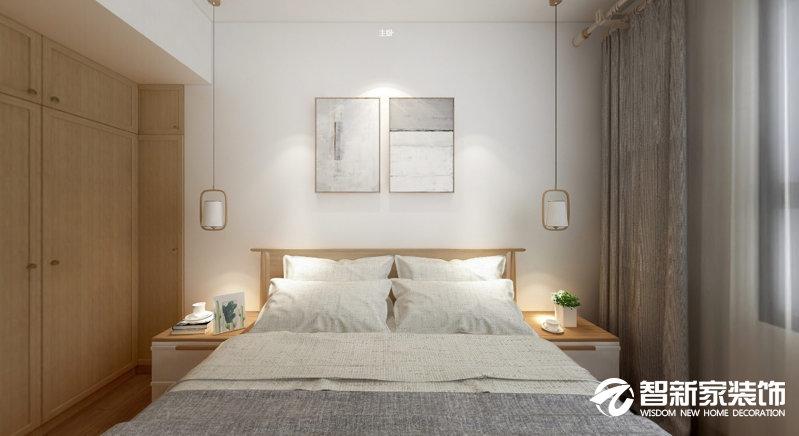 哈尔滨 海富御园 简约风格 60米小户型装修效果图