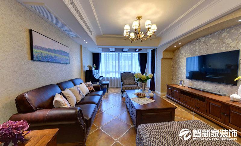 哈尔滨 盟科观邸 160米 简欧风格装修实拍