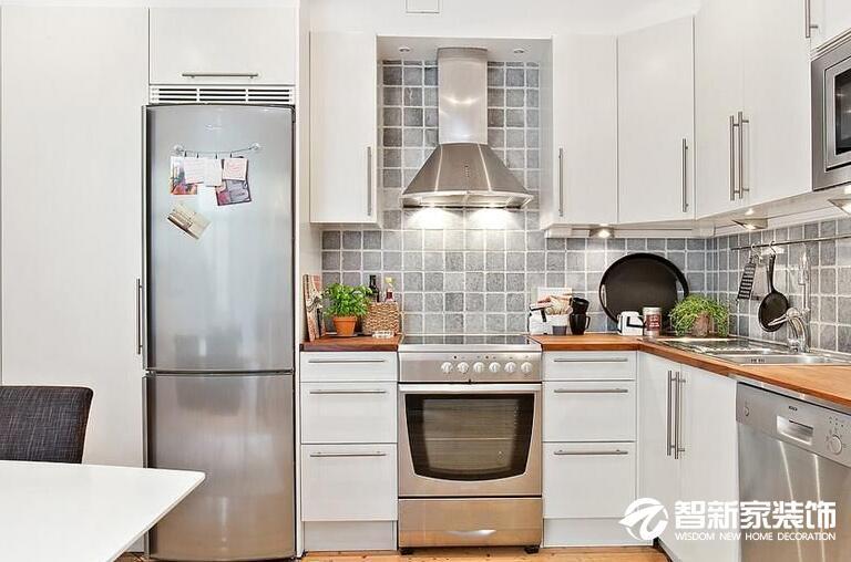 哈尔滨老房子装修厨房空间大改造
