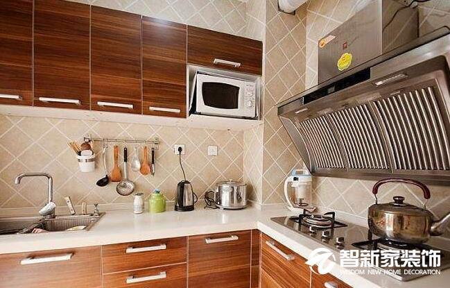 哈尔滨厨房装修需要注意的细节分享