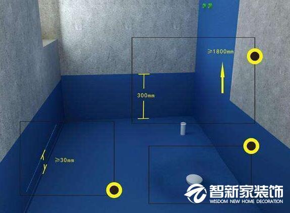 哈尔滨装修重中之重的环节-防水
