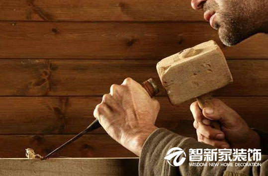 哈尔滨装修公司轻工辅料施工装修的具体流程-木工