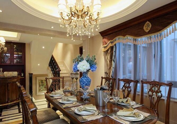 哈尔滨别墅中式风格设计的要点