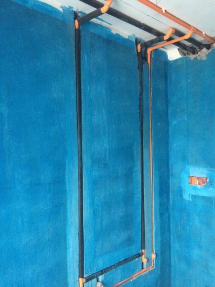 卫生间装修不能省钱的地方-防水