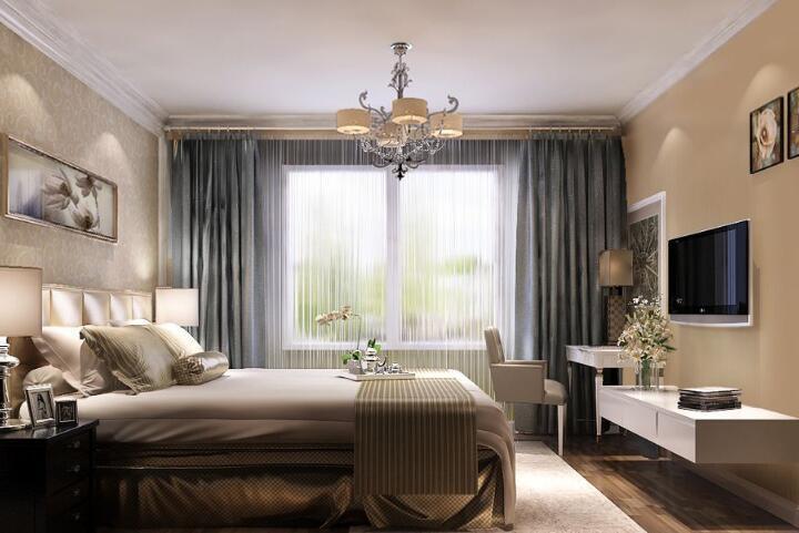 哈尔滨别墅装修中不需要花钱的地方-壁纸