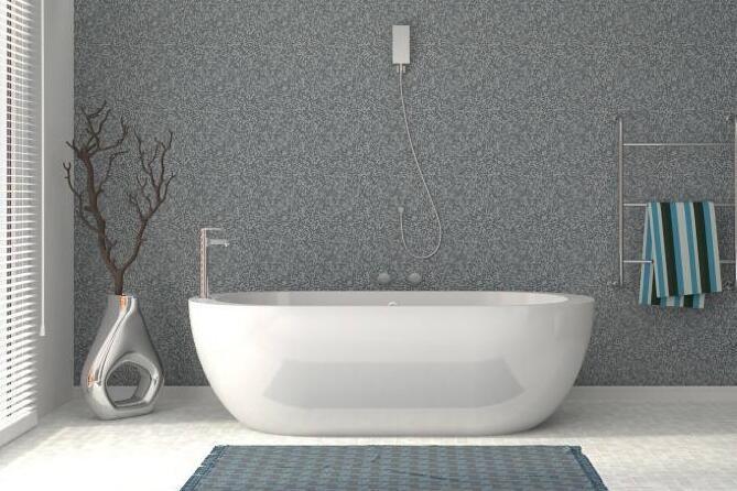 4条超级实用的毛坯房装修经验-浴缸