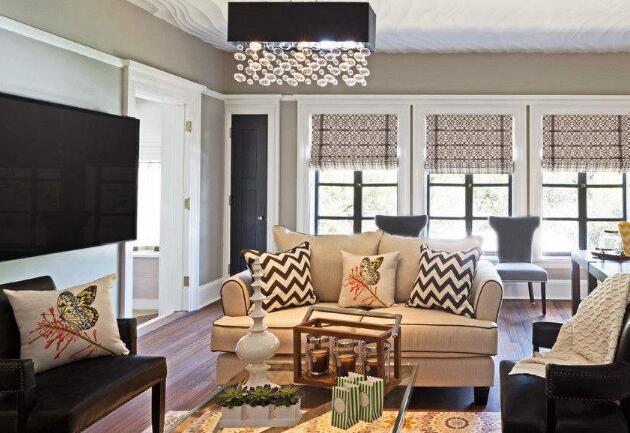 美式家庭装修设计-品味