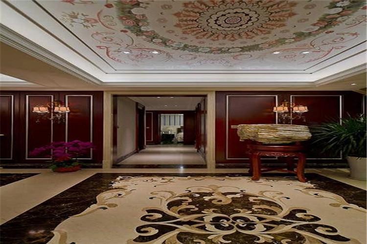哈尔滨美式别墅设计